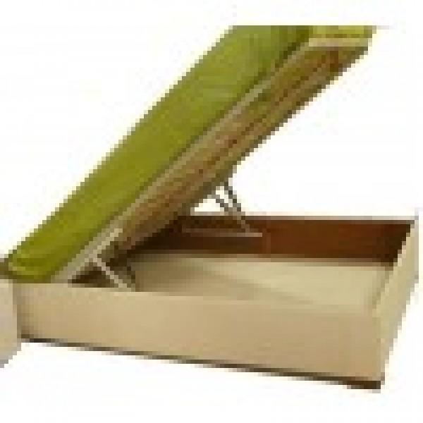 ELEMENTI BOX Υπόστρωμα Hμίδιπλο με αποθηκευτικό 120 Χ 200